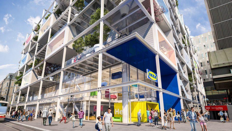"""La rivoluzione """"smart"""" di Ikea, a Vienna un megastore senza parcheggi"""