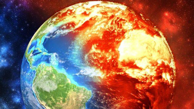 Riscaldamento globale, gli ultimi 5 anni i più caldi dal 1880