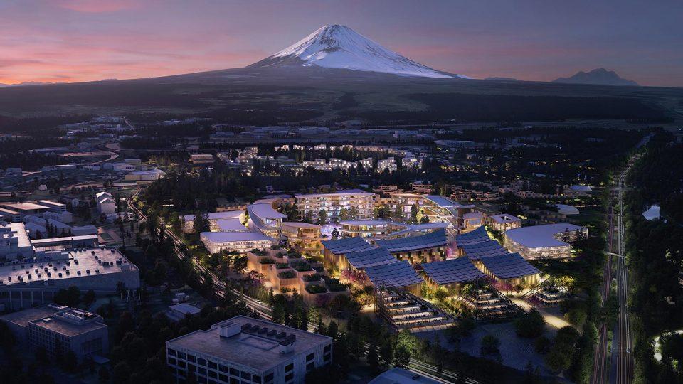 Ecco la Toyota Woven City, la città del futuro eco-sostenibile ed indipendente che sorgerà ai piedi del Monte Fuji
